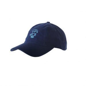 Base Ball Cap Blauw