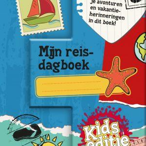 Mijn Reisdagboek – Kidseditie