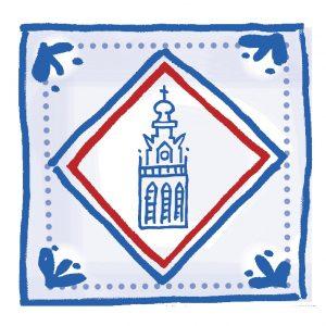 Onderzetter St. Stevenstoren