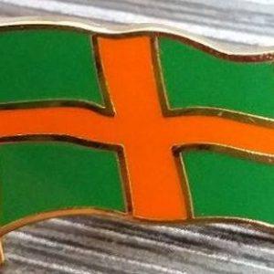 Vierdaagse Vlag Pin